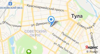 VIP Страхование на карте