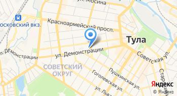 Единая городская служба ритуальных услуг на карте