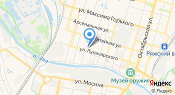Академия Александра Островского на карте