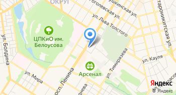 УМВД России по Тульской области на карте