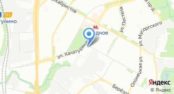 Дом Уюта на карте