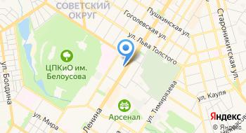 Сервисный центр М-Сервис на карте