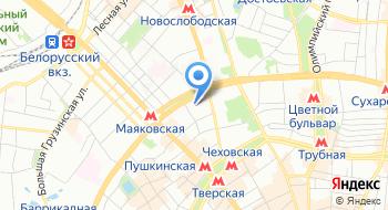 Аудиторская компания Бизнес Навигатор на карте