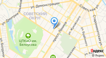 Тульский Государственный университет, общежитие №9 на карте