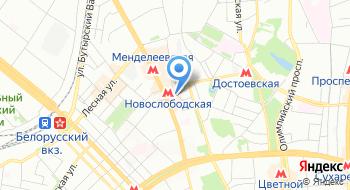 Ювелирная мастерская на Новослободской BestGold на карте