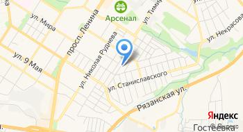 Интернет-магазин F-lora.ru на карте