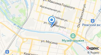 ГПОУ ТО Тульский социальный техникум на карте
