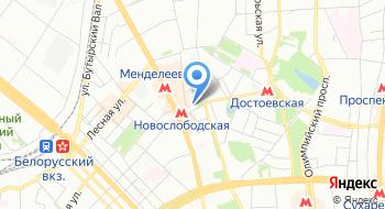 Арбитражный суд Московского округа на карте