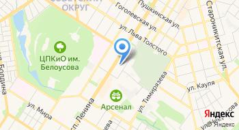Газпром межрегионгаз, Тульская городская служба на карте