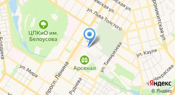 Фку Сизо № 1 Уфсин России по Тульской области на карте
