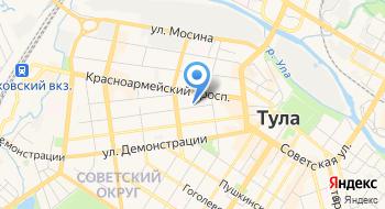 Утэго.ру на карте