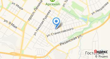 Невский Дом на карте