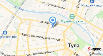 ВитроКлиник Тула на карте
