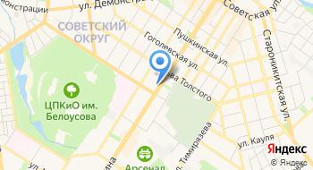 Стройка-Тула на карте