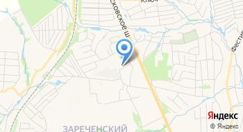 Инколор на карте