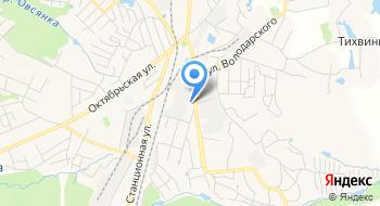 Мифнс № 14 по Московской области на карте