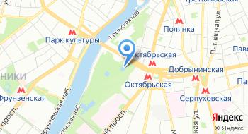 Лодочно-прокатная станция на Пионерском пруду на карте