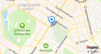Общественная приемная партии Единая Россия на карте