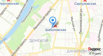 Комитет ветеринарии города Москвы на карте