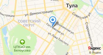 Парк Информационных Технологий на карте