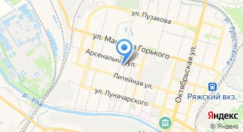 Связьтранссервис на карте