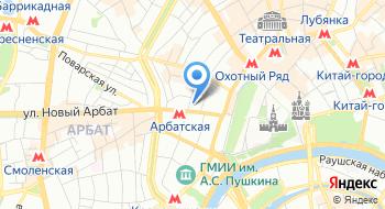 Евромаш на карте