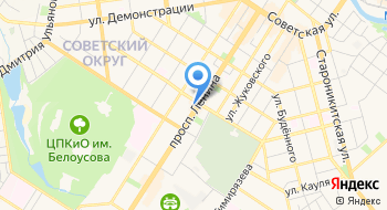 Центр Linguist на карте