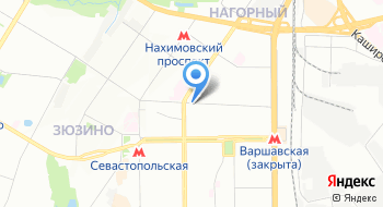 Троллейбусная Станция Болотниковская на карте