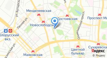Интернет-магазин Лавочка на карте
