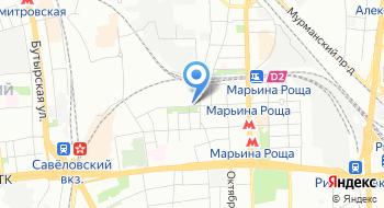 Кодос на карте