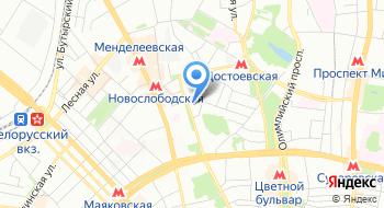 Бизнес-центр Краснопролетарский на карте