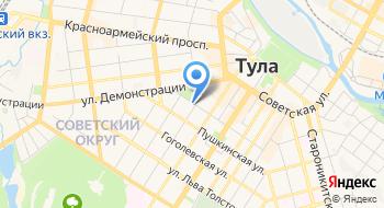 Российская христианская гимназия на карте