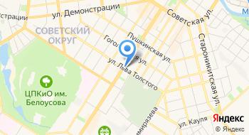 Спорт-бар Советский спорт на карте