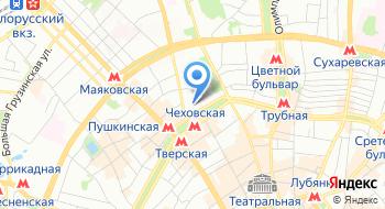 Интернет-магазин Этюд на карте