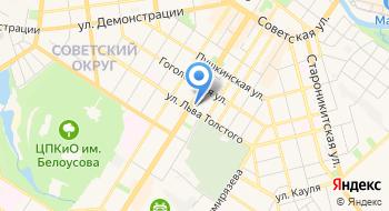 Туристическое агентство Парадиз-Тур на карте