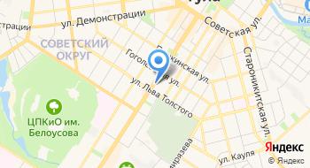 Прокуратура Тульской области на карте