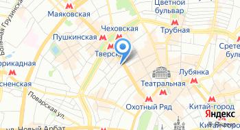 Знакомства в Москве и Московской области на карте