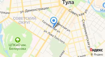 Новый Театр на карте