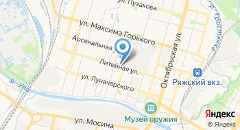 Мастерская Связь-Сервис на карте