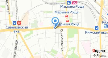 Ресторан Дубрава на карте