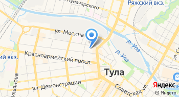УФК по Тульской области, отдел №23 на карте