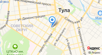 ГУК ТО Тульский академический театр драмы на карте