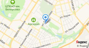 Филиал СО ЕЭС Тульское РДУ на карте