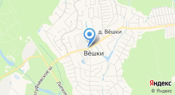 ТехЛесПром на карте