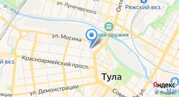 Тульский Областной театр Юного Зрителя на карте
