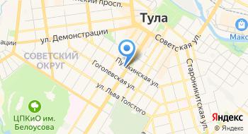 ГПОУ ТО Тульский областной колледж культуры и искусства на карте