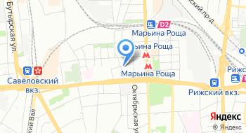 Шхуна Сервис на карте