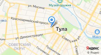 Библиотечно-информационный комплекс МУК ТБС на карте