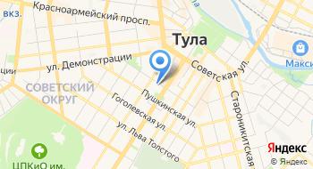 ТК София на карте