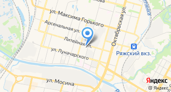ФГБУ СЭУ ФПС Испытательная пожарная лаборатория по Тульской области на карте